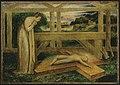William Blake - The Christ Child Asleep on a Cross.jpg