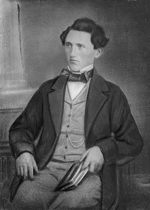 William Duncan (missionary) - William Duncan age 20