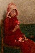 William Edward Stott (1859-1918) - Rosas rojas - 1214773 - National Trust.jpg