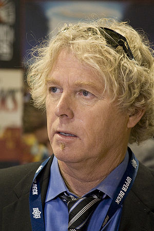 William Katt -  William Katt, 2008, at San Diego Comic-Con