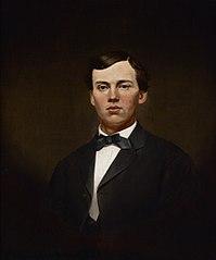 Portrait of William Gurley Munson