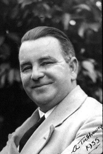 William Trethewey - William Trethewey in 1935