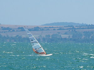 Windsurf in Bay of Burgas.JPG