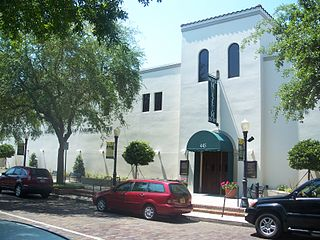 Charles Hosmer Morse Museum of American Art museum in Winter Park, Florida