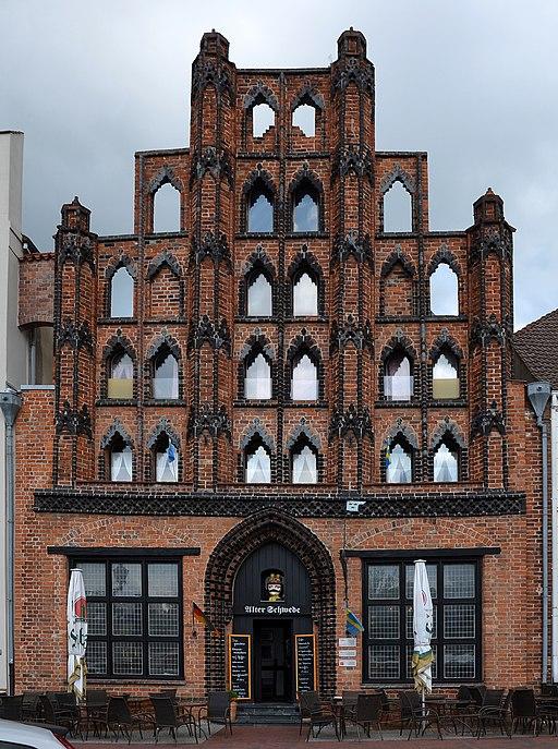 Wismar, Am Markt 20,21 (2)