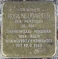 Witten Stolperstein Rosa Neugarten.jpg
