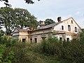 Wola Żółkiewska, ruiny dworu.JPG
