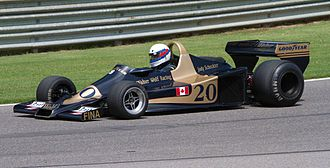 Wolf WR1 - The WR1 demonstrated at Barber Motorsports Park in 2010