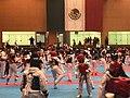 World Tae Kwon Do Open CAR La Loma Día 1 entrenamiento 3.jpg
