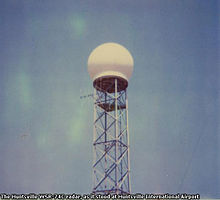 Radar météorologique ARMOR — Wikipédia