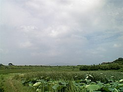 Skyline of Xiaochang County