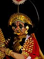Yakshagana Performance at NINASAM (India Theatre Forum Stuyd Tour May 2013) (8764101210).jpg