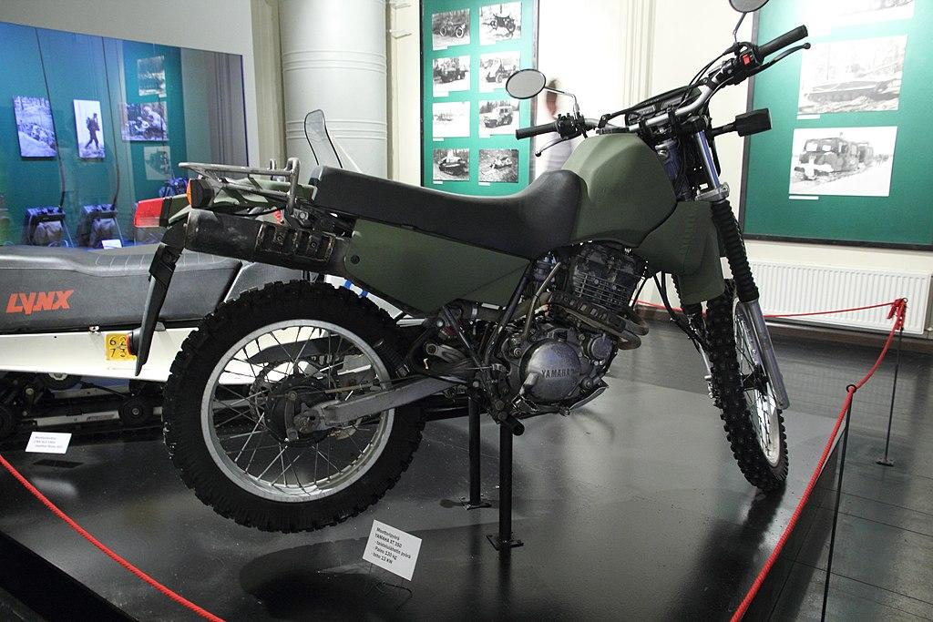 Used Yamaha Xt Fuel Tank