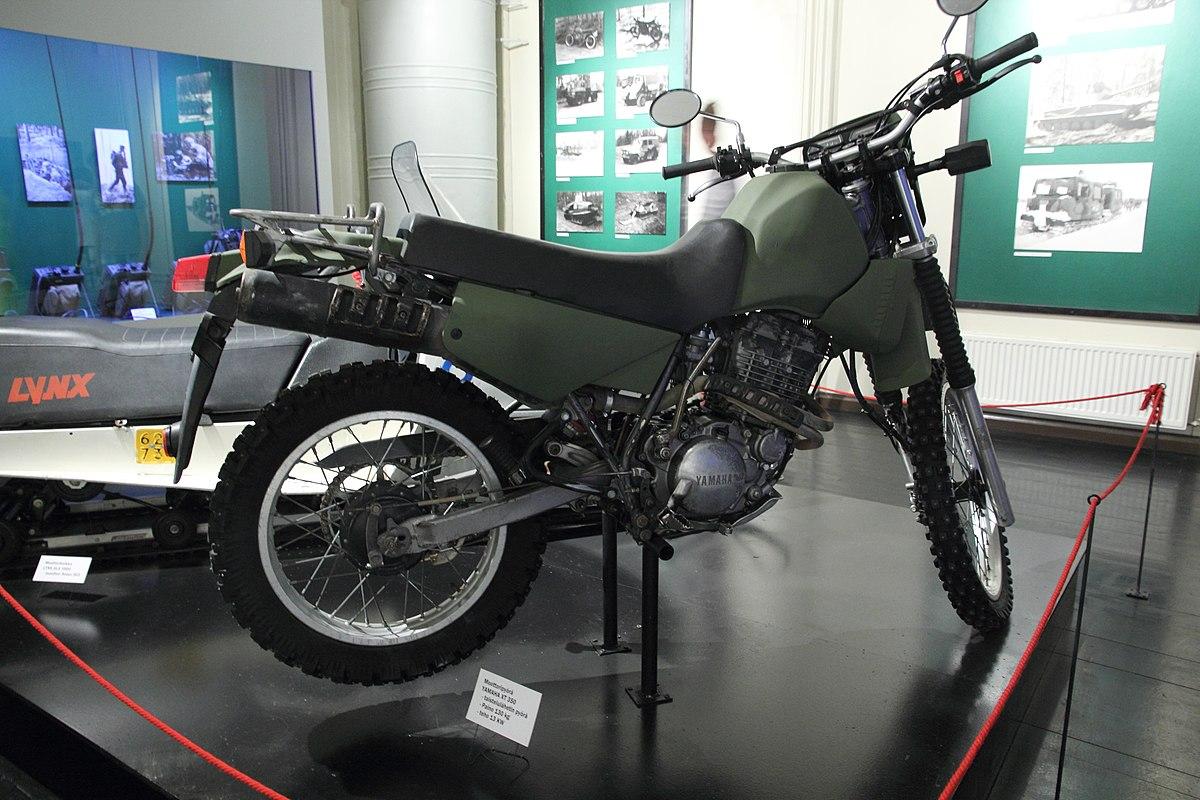 Yamaha xt350 wikipedia for Yamaha 350cc motorcycles