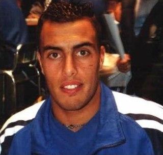 Yazid Mansouri Algerian footballer