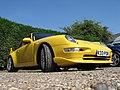 Yellow Porsche 993 Carrera RS Clubsport Coupé.jpg