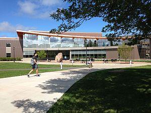 University of Wisconsin–Superior -  Yellowjacket Union