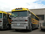 Yellowstone National Park Bus 504, a 1975 MCI-5B, April 2003.jpg