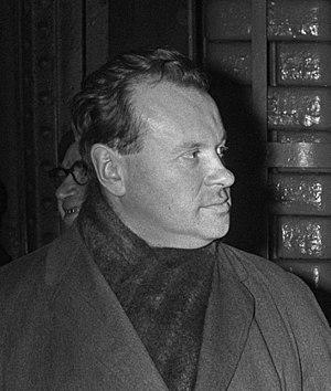 Yevgeny Svetlanov - Yevgeny Svetlanov in 1967