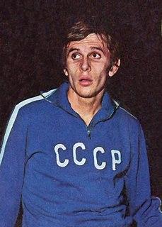 Ukrainian athlete