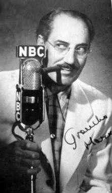 Groucho Marx Wikiquote