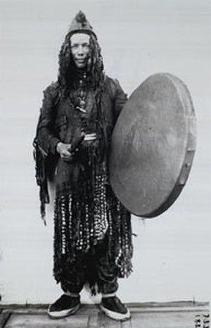 Yukaghir people - Yukaghir shaman, 1902