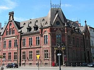 Ząbkowice Śląskie - Main Post Office
