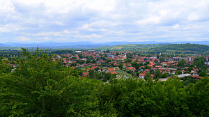 Žagubica - Image: Zagubica skyline