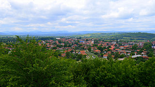 Žagubica Village and municipality in Southern and Eastern Serbia, Serbia
