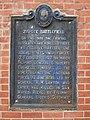 Zapote Battlefield historical marker (raw).jpg