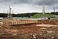 Zelenograd, Leningradskoe Highway, interchange construction (21255649201).jpg