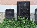 Zell am Ziller - Friedhof - Grab von Adrienne Osborne und Felix von Kraus.jpg