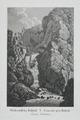 Zentralbibliothek Solothurn - Wasserfall bey Balstal L Cascade près Balstal Canton Solothurn - a0204.tif