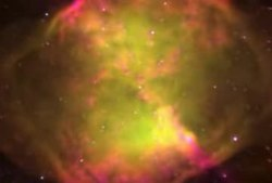 Archivo:Zoom into Dumbbell Nebula 2003.ogv