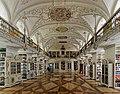 !787 bis 1796 wurde die Bibliothek des Klosters Salem im klassizistischen Stil neu gestaltet. 01.jpg