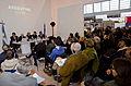 """""""Democracias populares en América Latina"""", en el Salón del Libro de París 2014 (13347773395).jpg"""