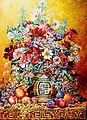 """""""bouquet de floeres en una vasija americana"""" oleo sobre tela.jpg"""