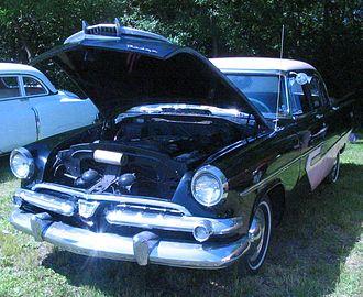 Dodge Regent - 1956 Dodge Regent