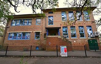 Warrawee, New South Wales - Warrawee Public School
