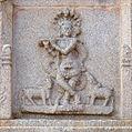 (13) Krishna Thousand Avatars of Vishnu Hindu Temple Hazara Rama at Hampi Karnataka India 2014.jpg