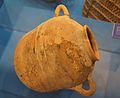 Àmfora ibèrica de vora engruixida i llavi pla, museu de la Ciutat d'Alacant.JPG