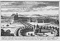 Årsta Sueciaverket, Årsta slott mot söder, hamnen i Östersjön och de två källorna.jpg