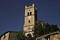 Église Saint-Vincent-d'en-haut, détail du clocher, Eus.jpg