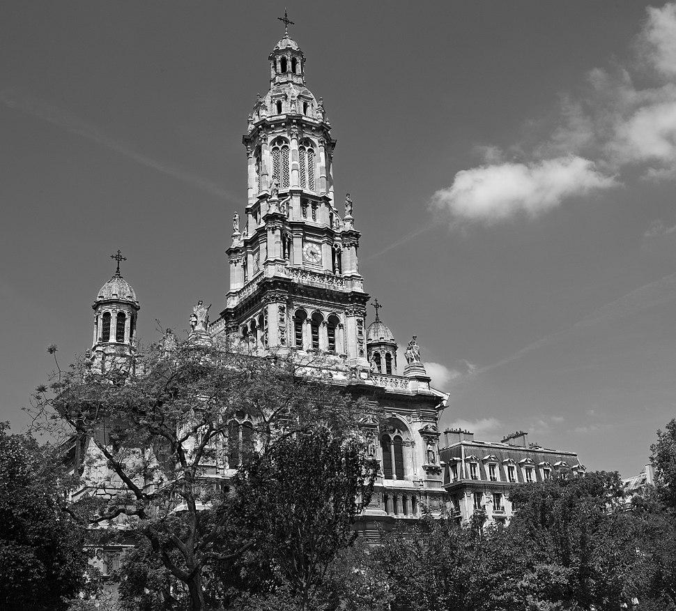 Église de la Sainte-Trinité, Paris