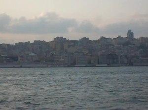 Dosya:İstanbul Boğazı - Avrupa&Asya - Şubat 2013.ogv