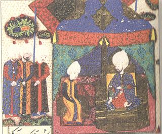 Şehzade Bayezid Son of Ottoman Sultan Suleiman the Magnificent