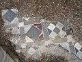 Περίκεντρος Ναός (Ροτόντα) Παλαιοχριστιανική Αμφίπολη, δάπεδο.jpg