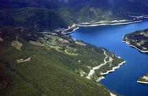 DistrictofMitrovica-Hydrography-Језеро Газиводе, Зубин Поток