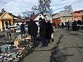 Барахолка на углу Братьев Щукиных и Осипенко, Владикавказ.jpg
