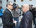 Валерий Фокин и Константин Райкин. Фото Д. Дубинский 2013.jpg